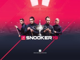 Snooker 19 Key Art
