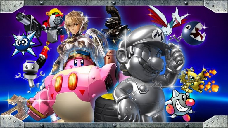 Super Smash Bros. Ultimate Hard N Heavy Metal Image