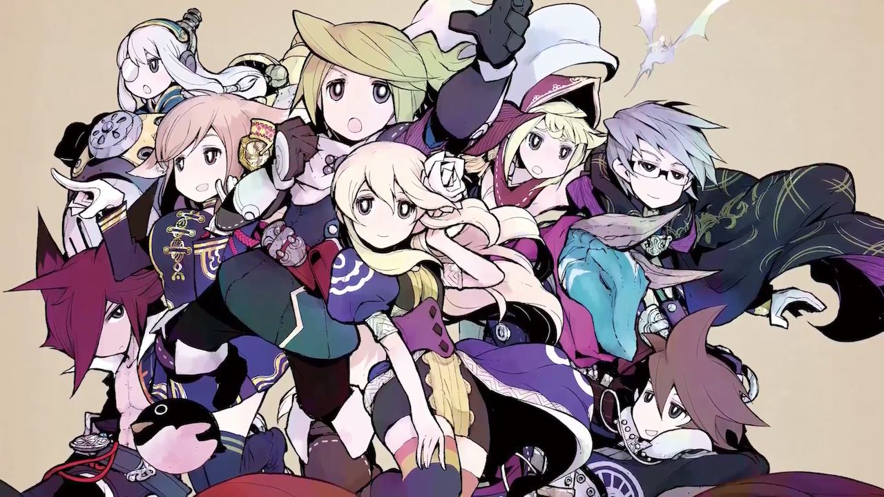 The Alliance Alive HD Remastered Key Art