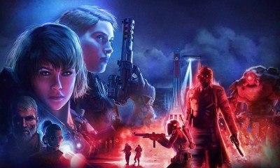 Wolfenstein: Youngblood Key Art