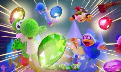 Yoshi's Crafted World Review Banner