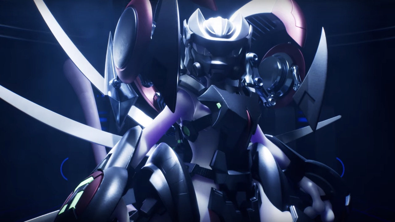 Armored Mewtwo Only Appears In Pokemon The Movie Mewtwo Strikes