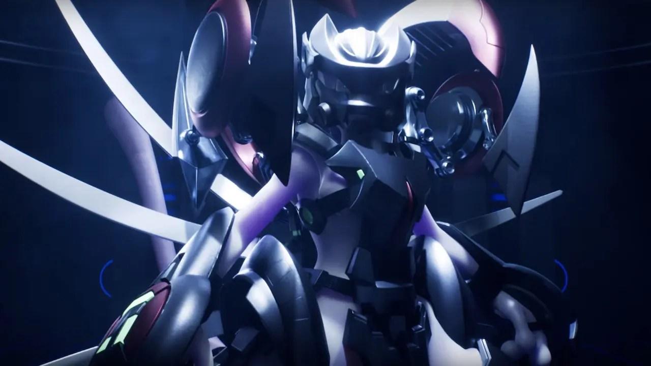 Armored Mewtwo Pokémon The Movie: Mewtwo Strikes Back Evolution Screenshot
