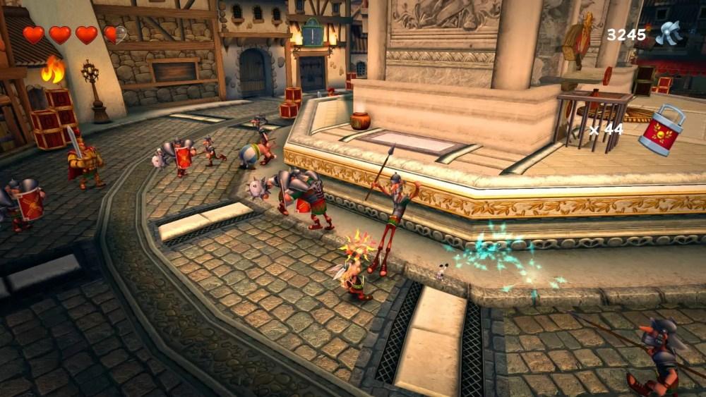 Asterix And Obelix XXL 2 Review Screenshot 1