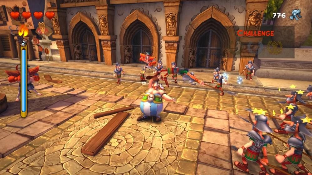 Asterix And Obelix XXL 2 Review Screenshot 2