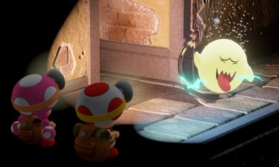 Captain Toad: Treasure Tracker Coop Screenshot