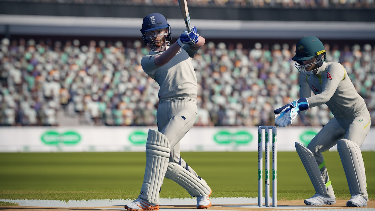 Cricket 19: The Official Game Of The Ashes Screenshot
