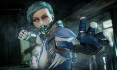 Frost Mortal Kombat 11 Screenshot