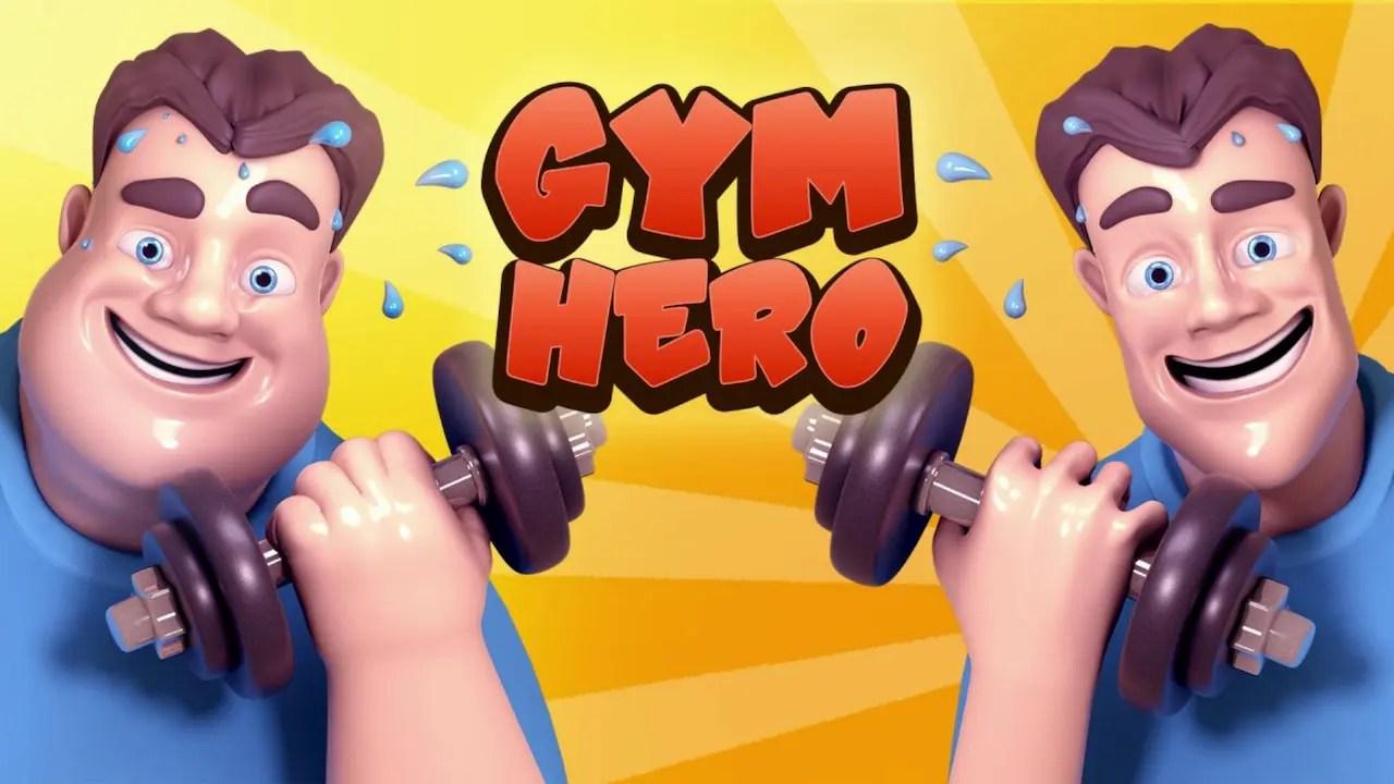 Gym Hero Logo