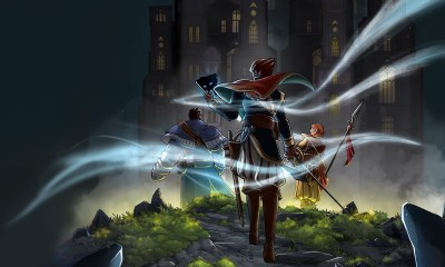 Masquerada: Songs And Shadows Key Art
