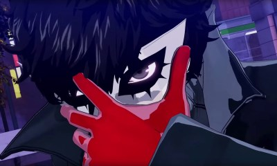 Persona 5 Scramble: The Phantom Strikers Screenshot