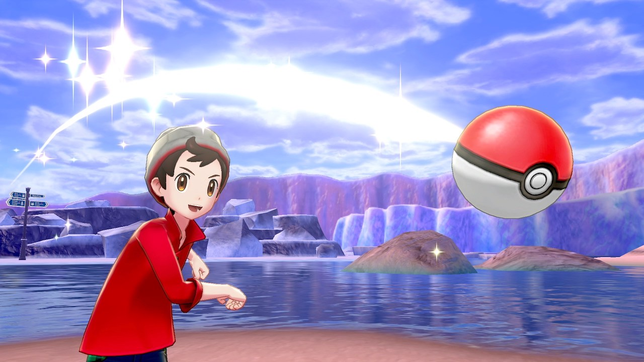Pokémon Sword And Shield Battle Screenshot