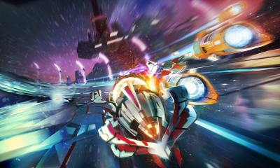 Redout Key Art