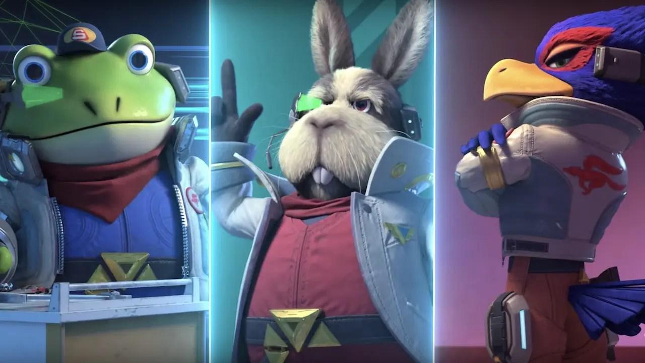 Starlink Battle For Atlas Slippy Peppy Falco Screenshot