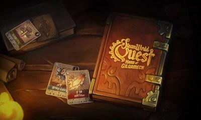 SteamWorld Quest Review Header