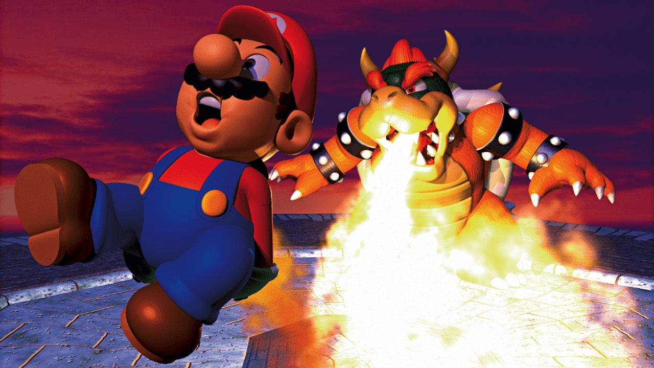 Charles Martinet Reveals What Mario Says When He Throws