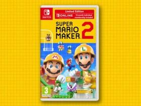 Super Mario Maker 2 Limited Edition Image