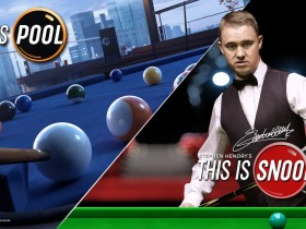This Is Snooker: Pool Deluxe Edition Key Art