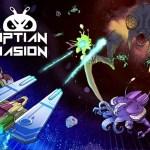 Zeroptian Invasion Key Art