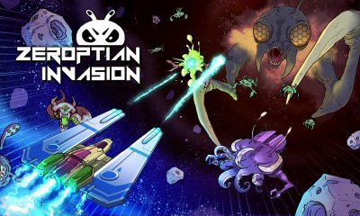 Zeroptian Invasion Key Art