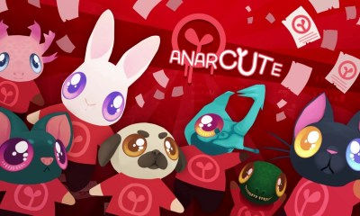 Anarcute Key Art
