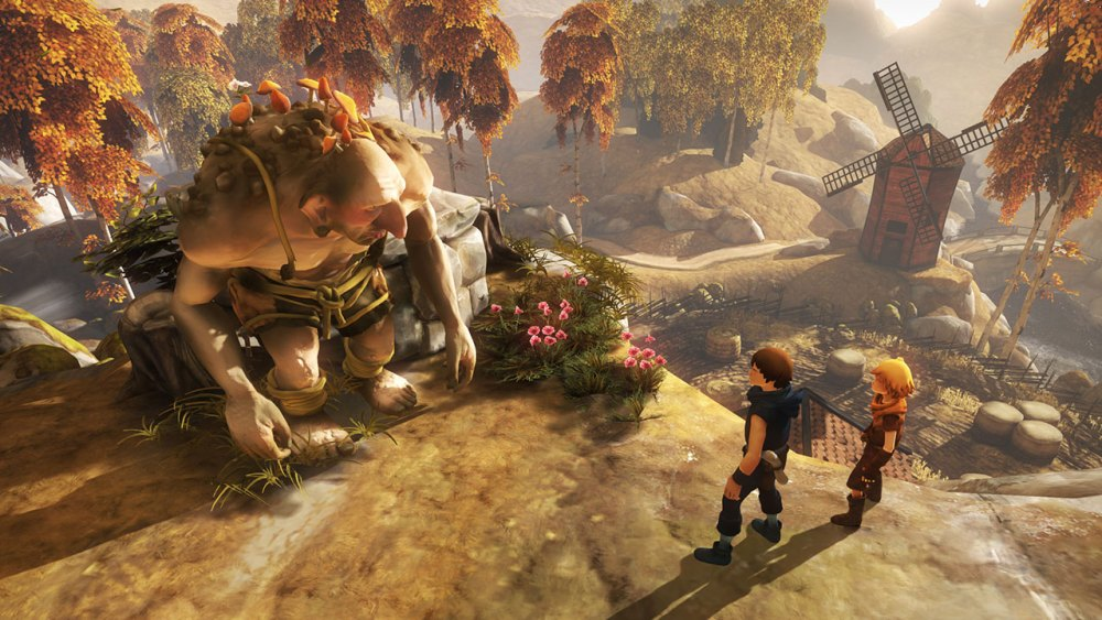 Brothers: A Tale of Two Sons Switch Screenshot 1