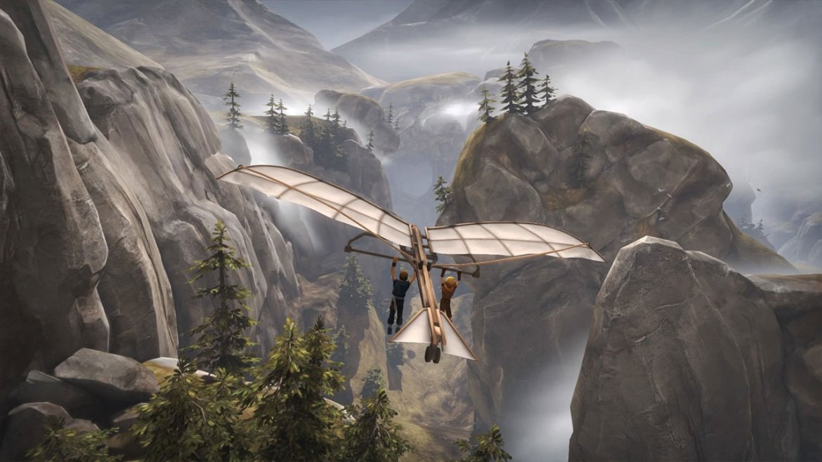Brothers: A Tale of Two Sons Switch Screenshot 5