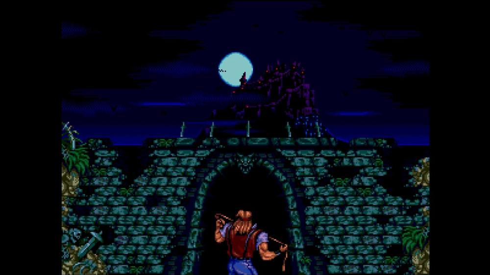 Castlevania Anniversary Collection Review Screenshot 1