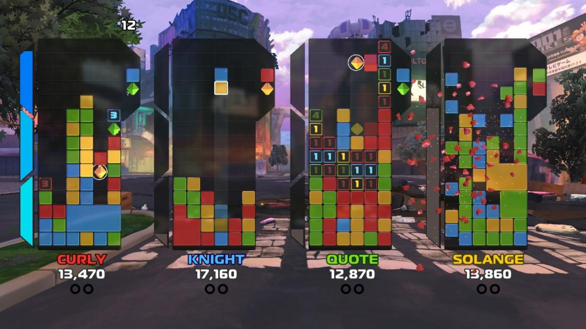Crystal Crisis Review Screenshot 3