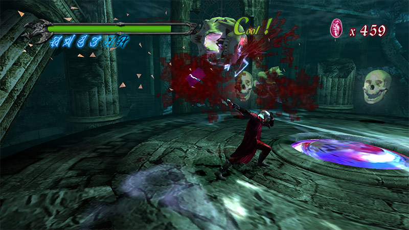 Devil May Cry Switch Screenshot 3