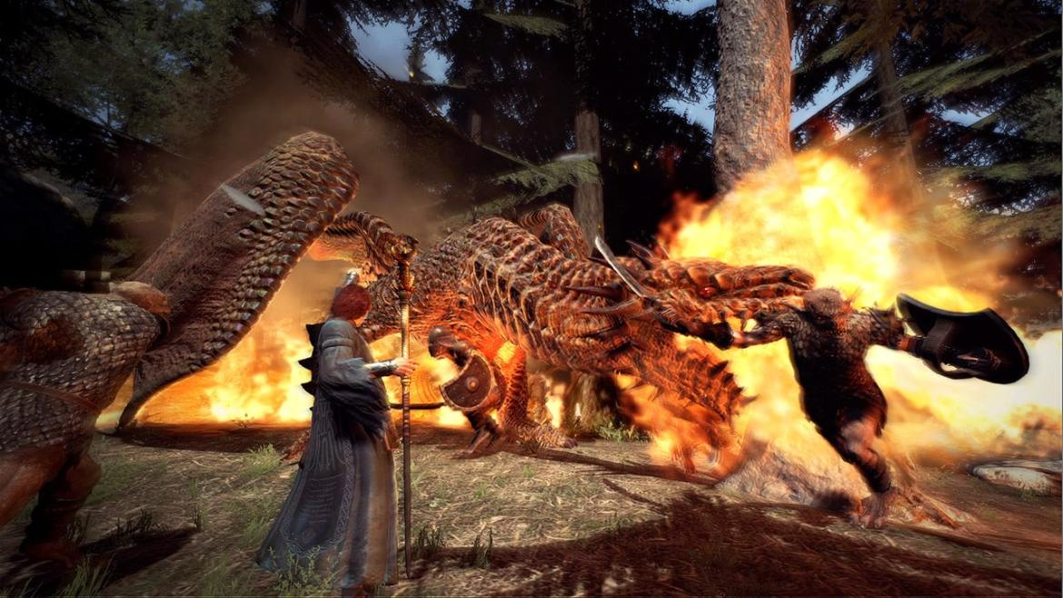 Dragon's Dogma: Dark Arisen Review Screenshot 1