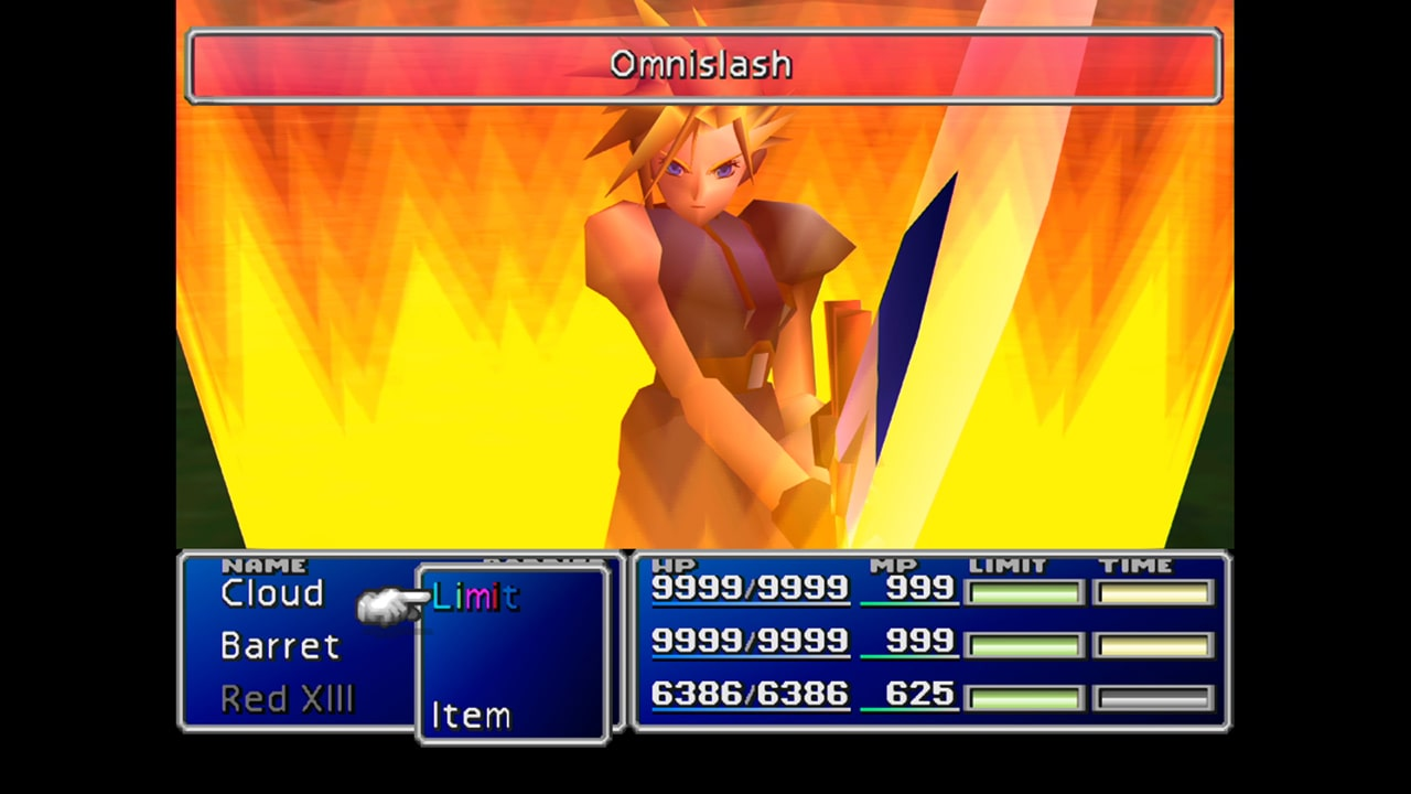 Final Fantasy VII Review Screenshot 2