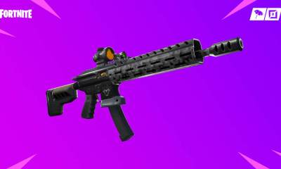 Fortnite Tactical Assault Rifle Image