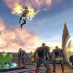 Hawkeye Marvel Ultimate Alliance 3: The Black Order Screenshot