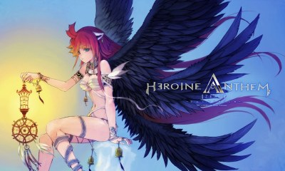 Heroine Anthem Zero: Episode 1 Key Art