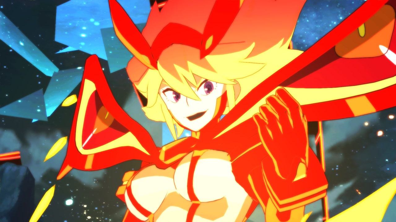KILL La KILL IF Ryuko Matoi Screenshot