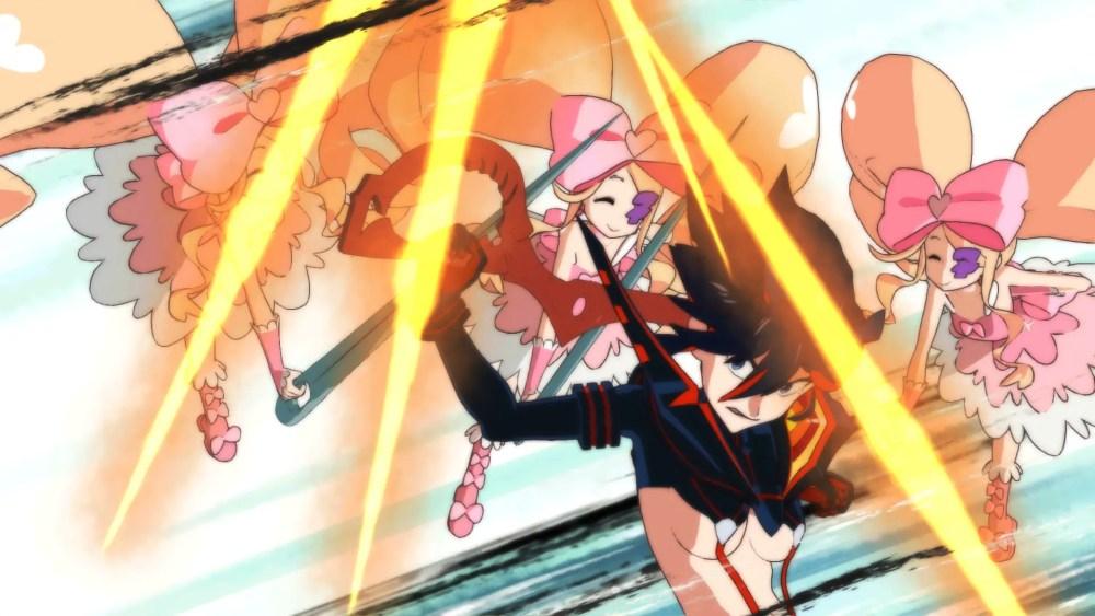 KILL La KILL IF Ryuko Matoi Screenshot 3