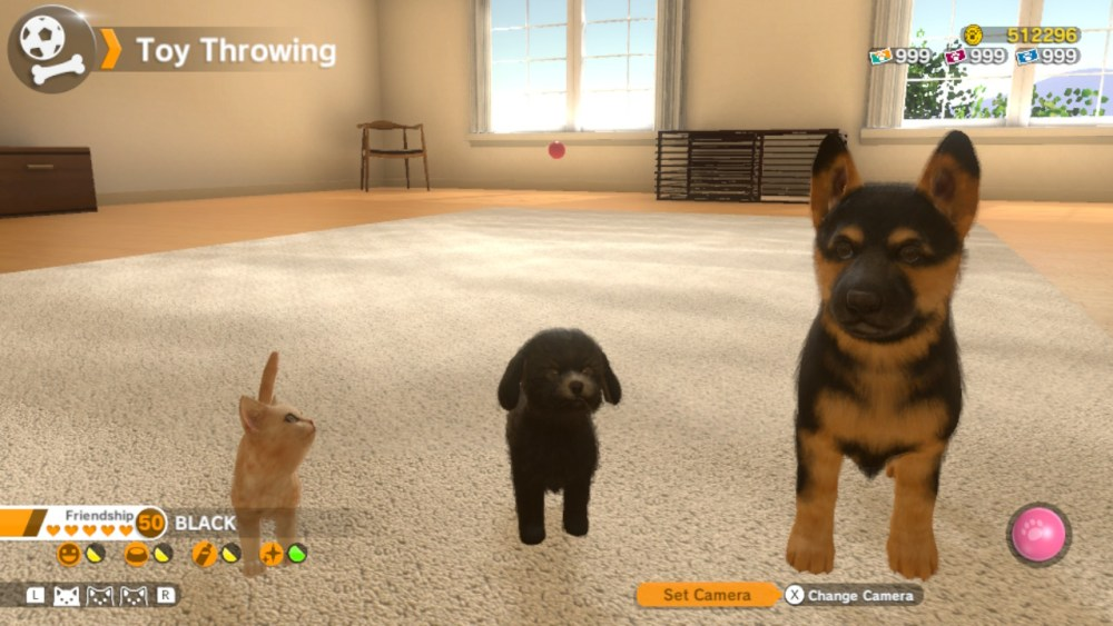 Little Friends: Dogs And Cats Preview Screenshot 1