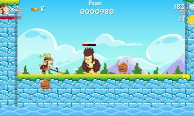 Monkey Business Screenshot