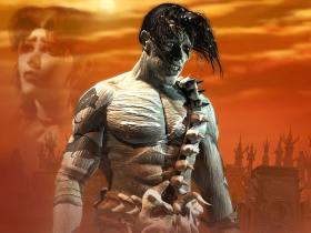 Planescape: Torment Enhanced Edition Key Art