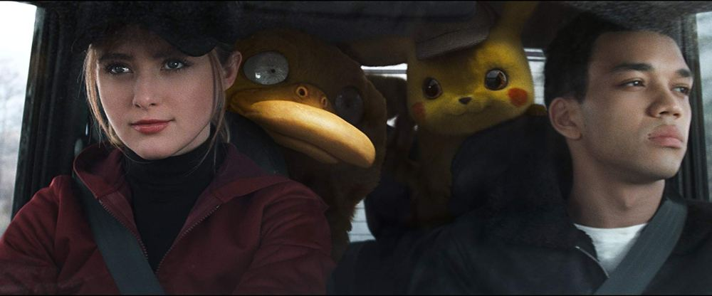 Pokémon: Detective Pikachu Review Screenshot 2