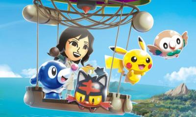 Pokémon Rumble Rush Image