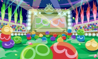 Puyo Puyo Champions Review Header