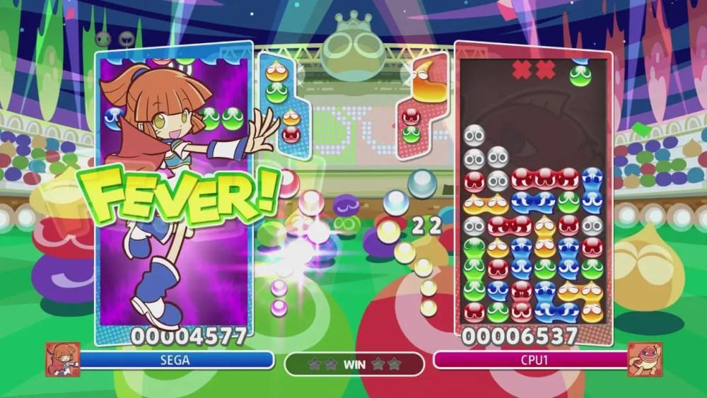 Puyo Puyo Champions Review Screenshot 2