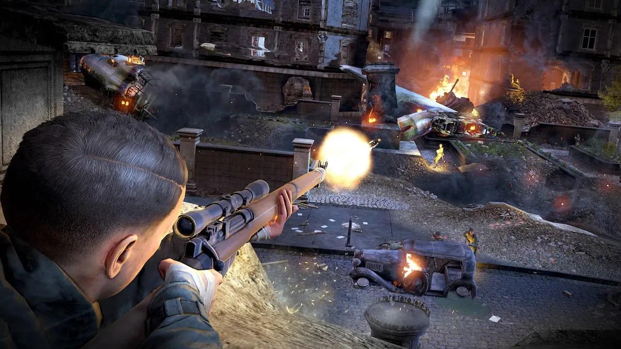 Sniper Elite V2 Remastered Review Screenshot 2
