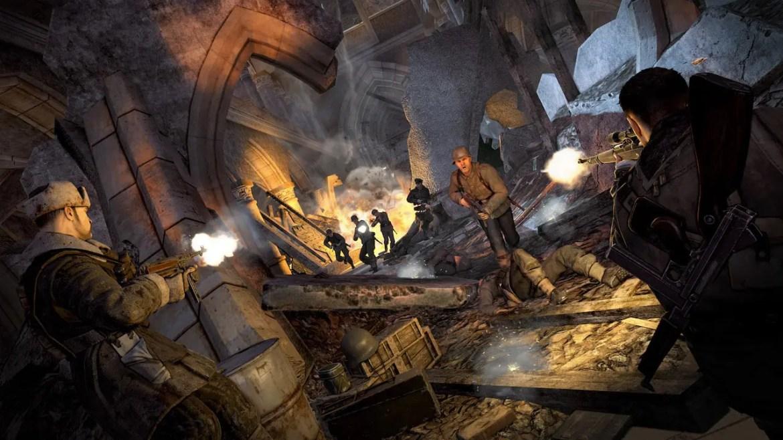 Sniper Elite V2 Remastered Review Screenshot 3