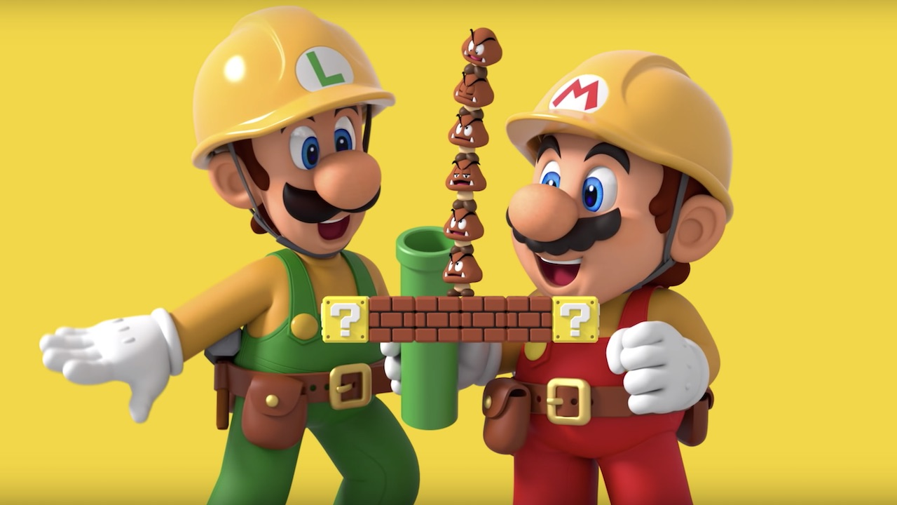 Seven Things You Might Not Know About Super Mario Maker 2