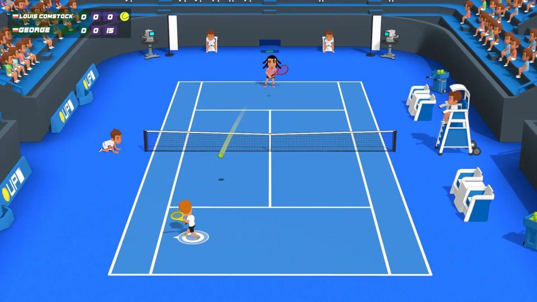 Super Tennis Blast Screenshot 2