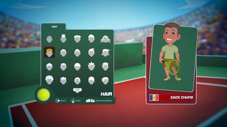 Super Tennis Blast Screenshot 4