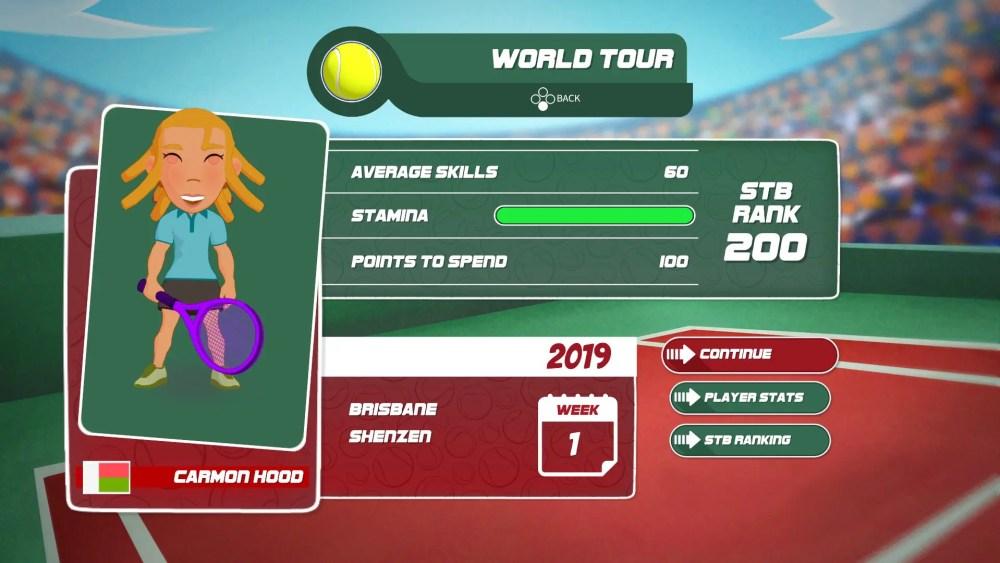 Super Tennis Blast Screenshot 5